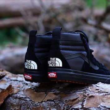 "The North Face X Vans Sk8 Hi MTE DX ""Black"""