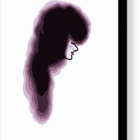 In Profile Canvas Print / Canvas Art by Bill Owen