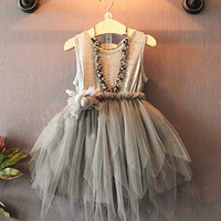 Stylish Girls Tutu Dress