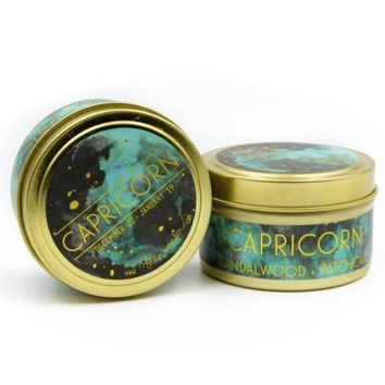 Often Wander - Capricorn Travel Candle