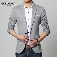 2016 New Winter Luxury Business Casual Suit Men Blazers Set Professional Formal Wedding Dress Beautiful Design Plus Size M-6XL