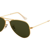 Look who's looking at this new Ray-Ban Aviator Small