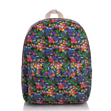 Canvas Vintage Backpack = 4888059780