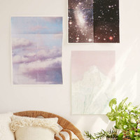 Print Club Boston X UO Cosmos Art Print - Urban Outfitters