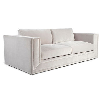Luka Sofa | Simone Glamorous Living Room Inspiration | Living Room Inspiration | Inspiration | Z Gallerie