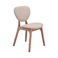Lilah Dining Chair in Soft Gray