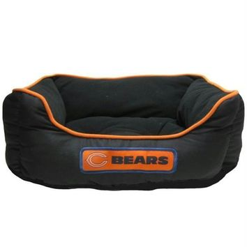 Chicago Bears Pet Bed