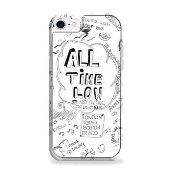 ALL TIME LOW DOODLE iPhone 6 | iPhone 6S Case