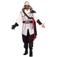 Assassins Creed II, Ezio High Quality Deluxe Costume for Men