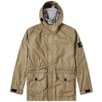 Stone Island Membrana 3L TC Hooded Jacket