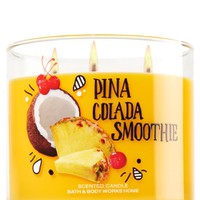 3-Wick Candle Pina Colada Smoothie