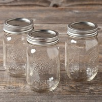 Ball Preserve Jars, Set of 12