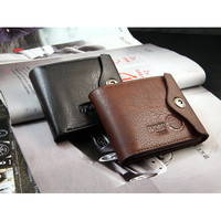 2015 New Leather Brand Men's Wallet Multifunctional Short Design Men Wallet Zipper Coin Purse Card Holder