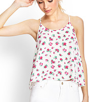 Floral Flare Cami