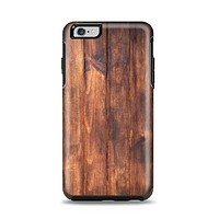 The Bright Stained Wooden Planks Apple iPhone 6 Plus Otterbox Symmetry Case Skin Set