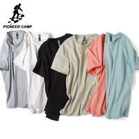 Pioneer Camp Solid men  Tshirt