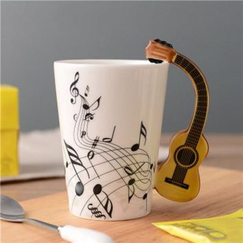 Simple Notes Coffee/Tea Cup