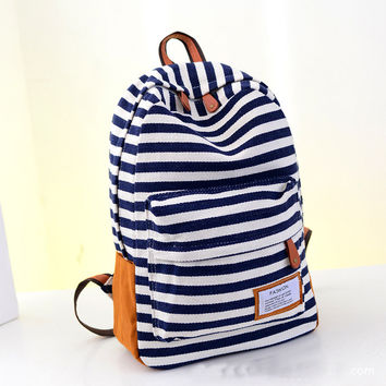 Hot 2016 New Design Fashion Canvas Women Backpacks Preppy Style School Bags for Teenager Girls Casual Black Travel Bags mochilas