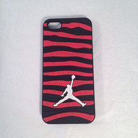 Air Jordan iPhone case 10 Bred iPhone 5 5s