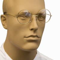 Vintage Style Spectacles - Clear