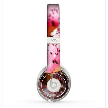 The Sprinkled Donuts Skin for the Beats by Dre Solo 2 Headphones