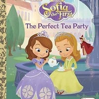 Disney Jr. Sofia the First - The Perfect Tea Party