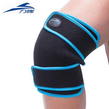 VONE05L Tourmaline Self-heating Magnetic Therapy Knee Pads Kneepad Knee Support Brace Protector Sleeve Patella Guard Posture Corrector