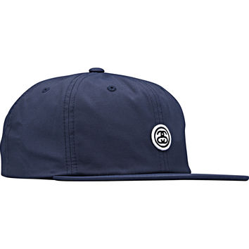 Stüssy New Champ Snapback - Navy