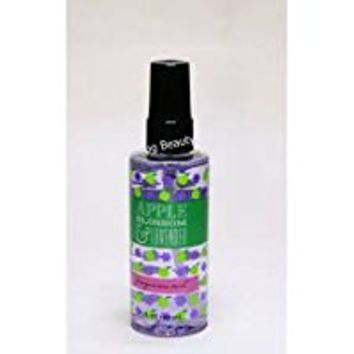 Bath & Body Works Apple Blossom & Lavender Fine Fragrance Mist 8 oz