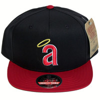 California Angels Outfield Snapback