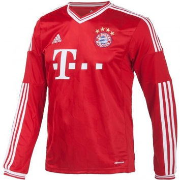 Bayern Munich Jersey Long sleeve 2013 2014