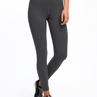 Go-Dry Cool High-Rise Compression Leggings for Women | Old Navy