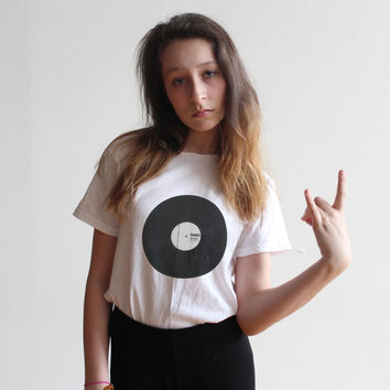 The Record Tee