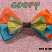 Goofy Hair Bow Disney Inspired