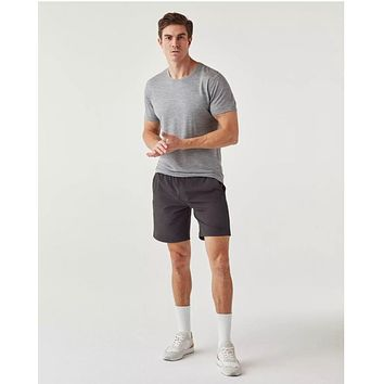 Olivers - All Over Zipped Black Shorts