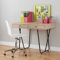 Pirouette Desk in Desks | The Land of Nod