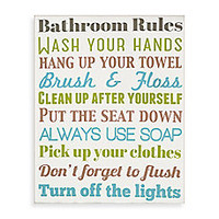 Search Results for Bathroom rule
