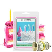 Birthday Cake Cash Wax Melt