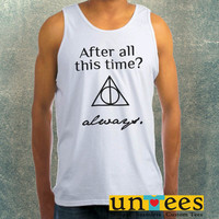 After All This Time Always Clothing Tank Top For Mens