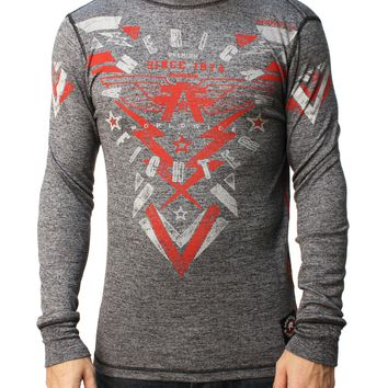 American Fighter Men's Westminster Long Sleeve Thermal Shirt