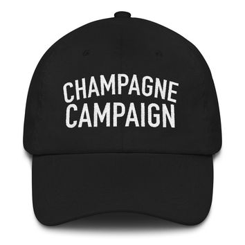Champagne Campaign - Dat hat, Various Colors Available