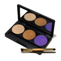 2-in-1 Highlight + Mineral Eyeshadow Set