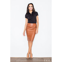 Shades of Brown Skirt