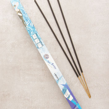 Flute Sea Breeze Incense