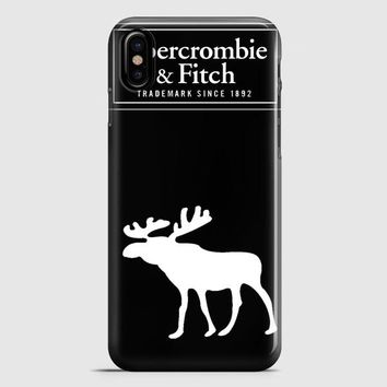 Abercrombie & Fitch iPhone X Case