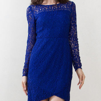 Dacia Lace Dress