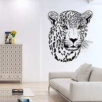 Wall Decal Tiger Vermin Hunting Vinyl Sticker Decals Predator Animals Home Decor Bedroom Art Design Interior NS882