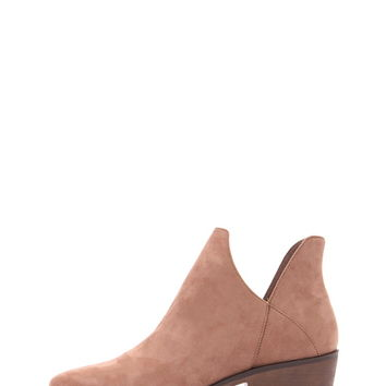 Faux Suede Booties | Forever 21 - 2000153394