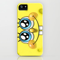 Spongebob iPhone & iPod Case by Amber Rose | Society6