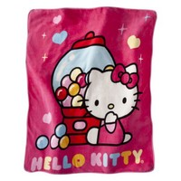 Hello Kitty Scented Throw